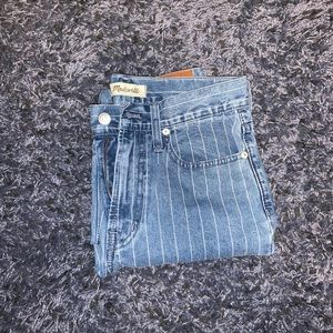 Madewell The Perfect Vintage Crop Jean